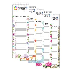 Calendari piccoli da muro