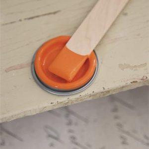 Vernice Vintage Paint Bright Orange